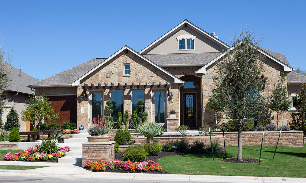 Builders Palmera Ridge Leander Tx New Homes From